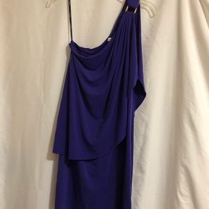 Laundry by Design One Shoulder Dress